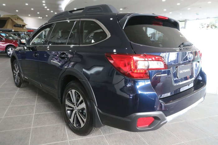 2019 Subaru Outback 2.5i Premium 5GEN MY20 Four Wheel Drive Blue