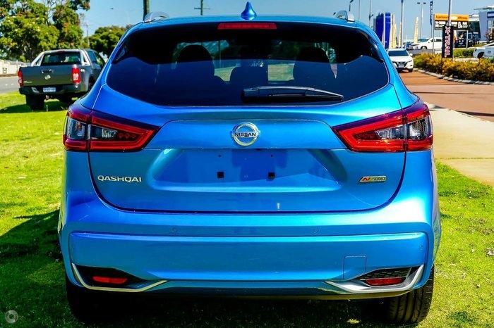 2020 Nissan QASHQAI N-SPORT J11 Series 3 MY20 Blue