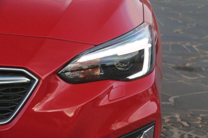 2019 Subaru Impreza 2.0i-S G5 MY19 AWD Pure Red