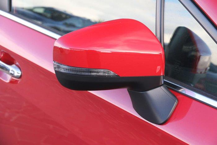 2019 Subaru Impreza 2.0i-S G5 MY19 Four Wheel Drive Pure Red