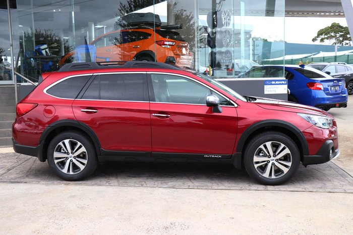 2019 Subaru Outback 2.5i Sports Premium 5GEN MY20 Four Wheel Drive Red