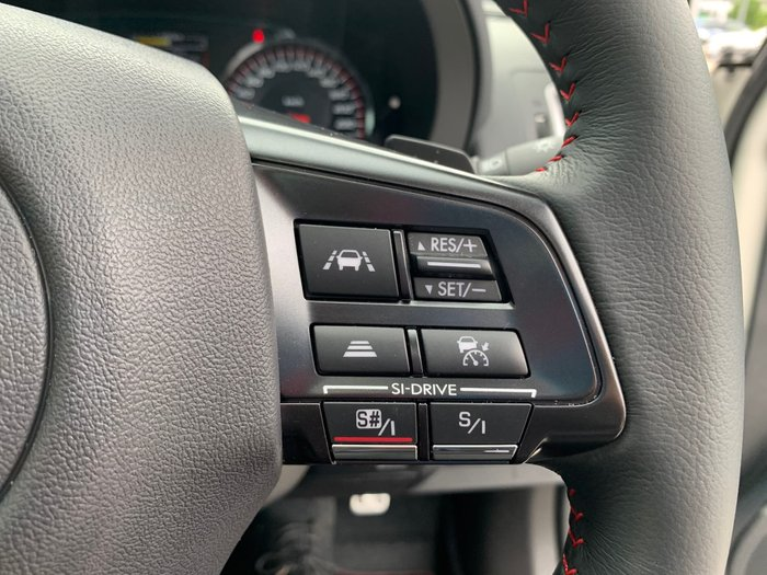 2019 Subaru WRX V1 MY20 Four Wheel Drive White