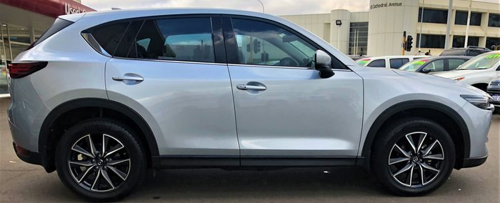 2017 Mazda CX-5 GT KF Series 4X4 On Demand Silver