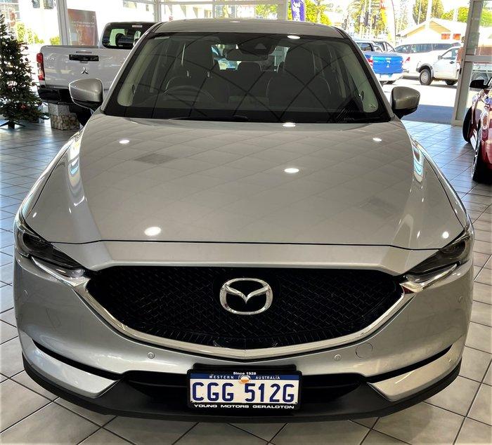 2017 Mazda CX-5 GT KF Series 4X4 On Demand Sonic Silver
