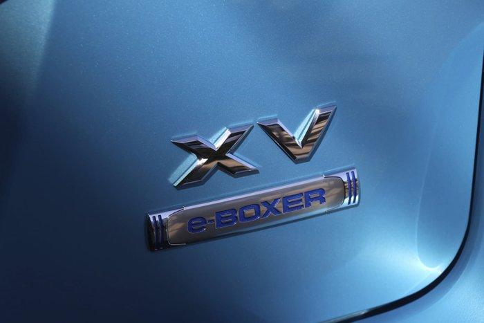 2020 Subaru XV Hybrid G5X MY20 Four Wheel Drive Blue