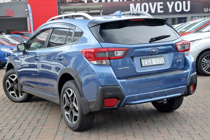 2019 Subaru XV 2.0i-S G5X MY20 Four Wheel Drive Blue