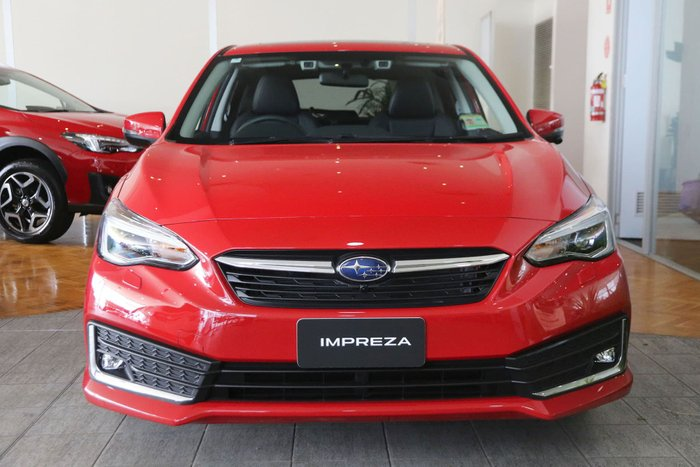 2020 Subaru Impreza 2.0i-S G5 MY20 Four Wheel Drive Red