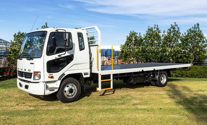 2020 FUSO FIGHTER 1024 DEMO null null null