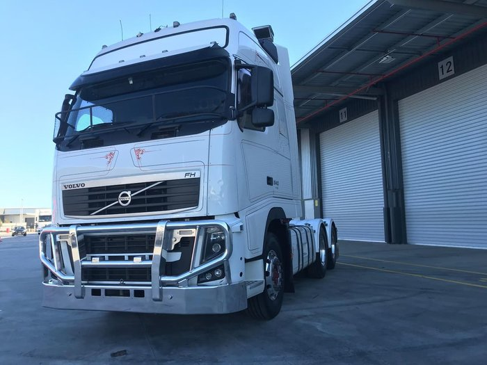 2012 VOLVO FH540 GLOBETROTTER null null null