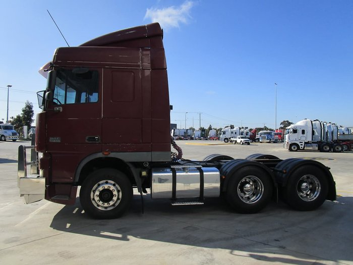 2005 DAF FTT95 null null RED