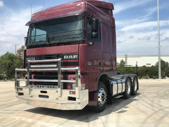 2005 DAF XF530 **PTO** null null null