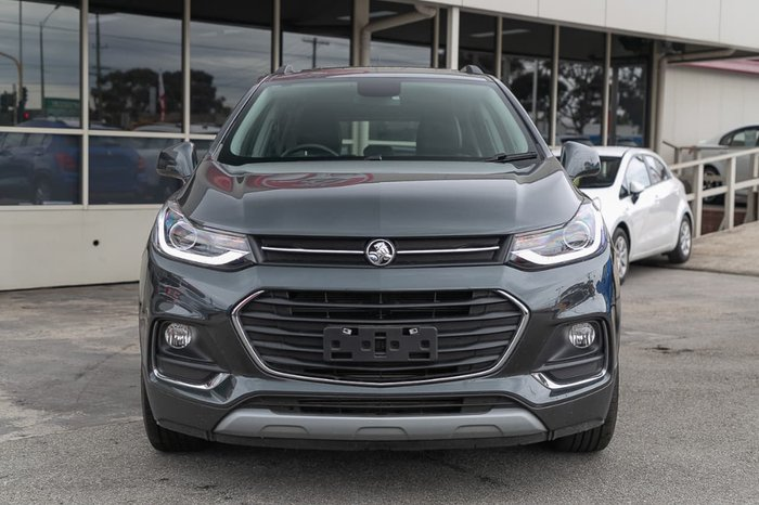 2017 Holden Trax LT TJ MY17 Grey