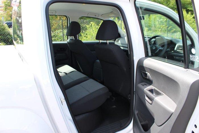 2019 Volkswagen Amarok TDI550 Core 2H MY20 4X4 Constant White