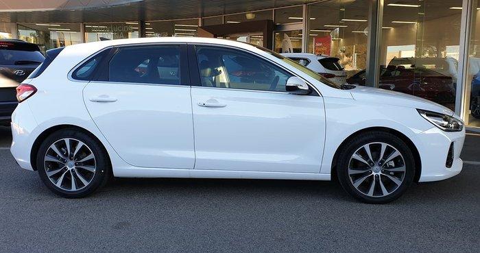 2019 Hyundai i30 Premium PD2 MY19 White
