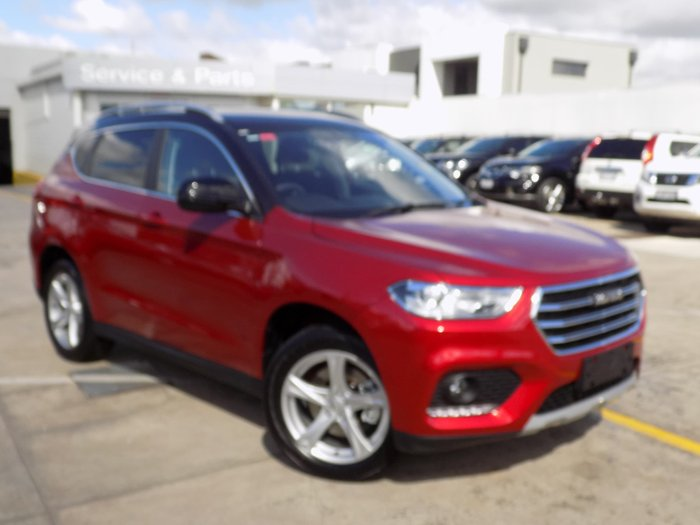 2020 Haval H2 Premium MY20 Red