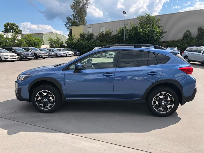 2019 Subaru XV 2.0i Premium G5X MY19 Four Wheel Drive Blue