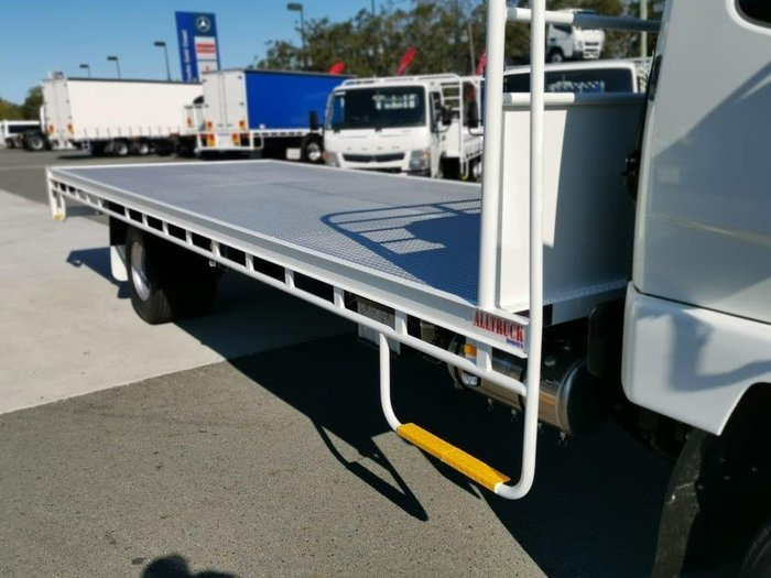 2020 FUSO FIGHTER 1024 null null White