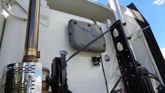 2014 FREIGHTLINER ARGOSY 110 BIG CAB null null White