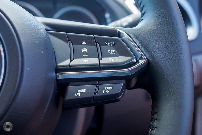 2020 Mazda CX-9 Touring TC Silver