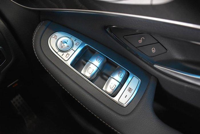 2018 Mercedes-Benz GLC-Class GLC250 X253 Four Wheel Drive Blue