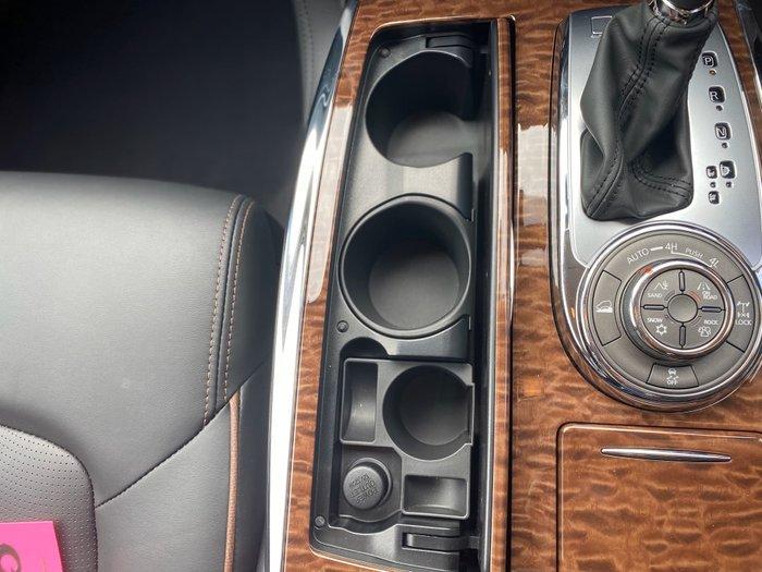 2019 Nissan Patrol Ti Y62 Series 4 4X4 Dual Range Grey