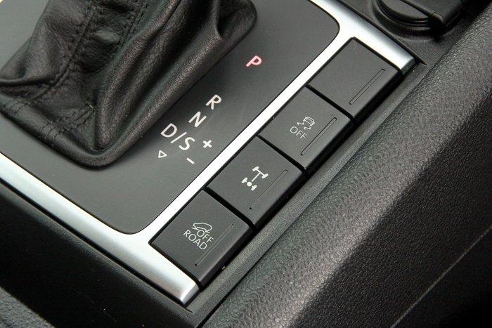2017 Volkswagen Amarok TDI550 Sportline 2H MY17.5 4X4 Constant White