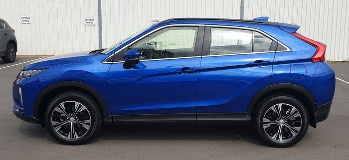 2020 Mitsubishi Eclipse Cross ES YA MY20 Blue