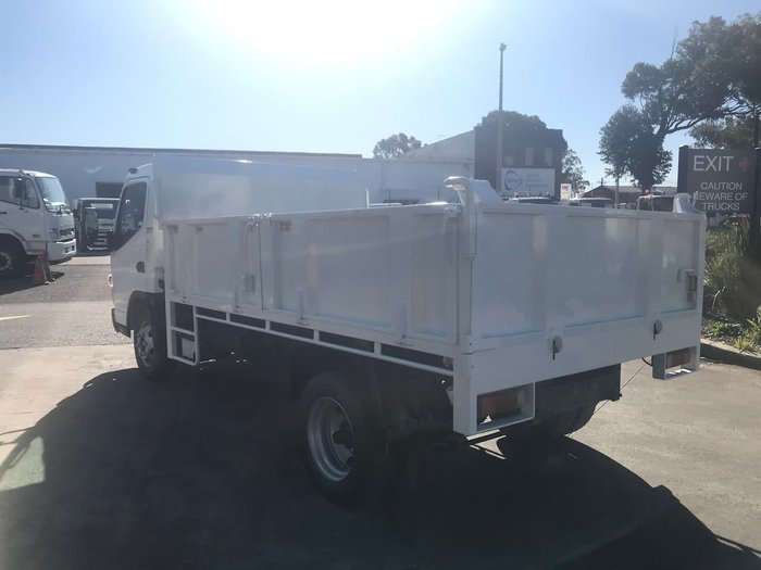 2012 MITSUBISHI CANTER 515 null null WHITE