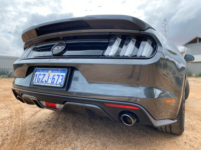 2017 Ford Mustang GT FM MY17 Grey