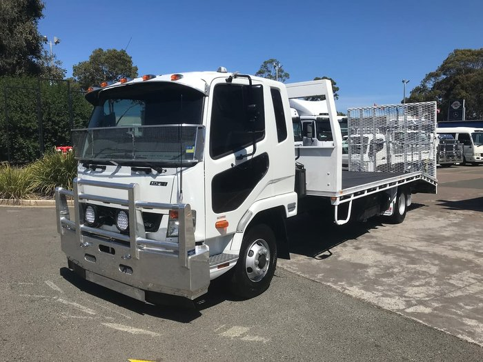 2016 MITSUBISHI FUSO FIGHTER 1024 BEAVERTAIL null null WHITE