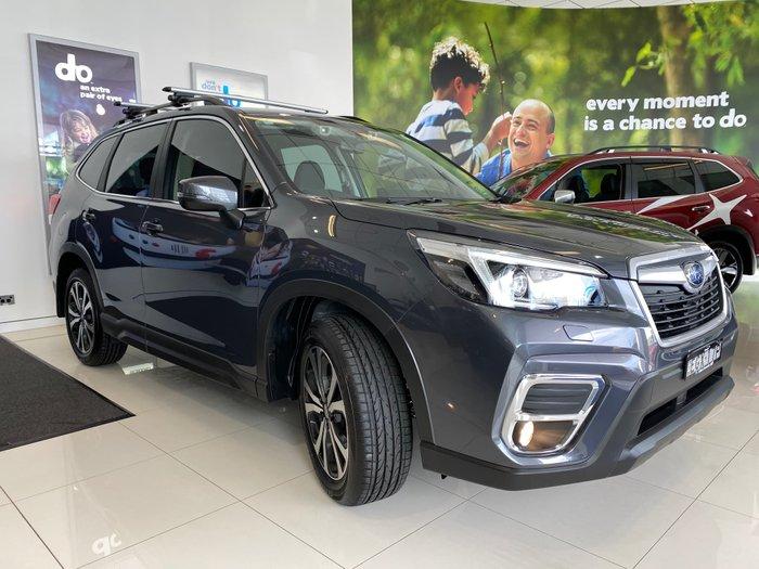 2019 Subaru Forester 2.5i Premium S5 MY20 Four Wheel Drive Grey