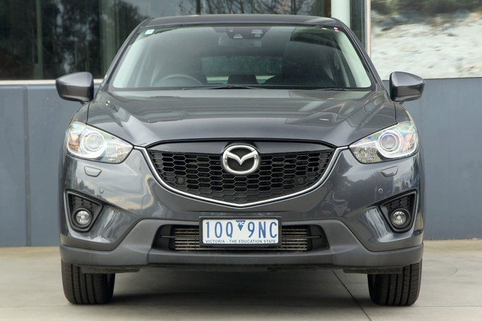 2014 Mazda CX-5 Akera KE Series MY14 4X4 On Demand Grey