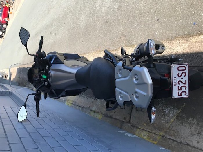 2018 KAWASAKI VERSYS-X 300 (KLE300C) null null Silver