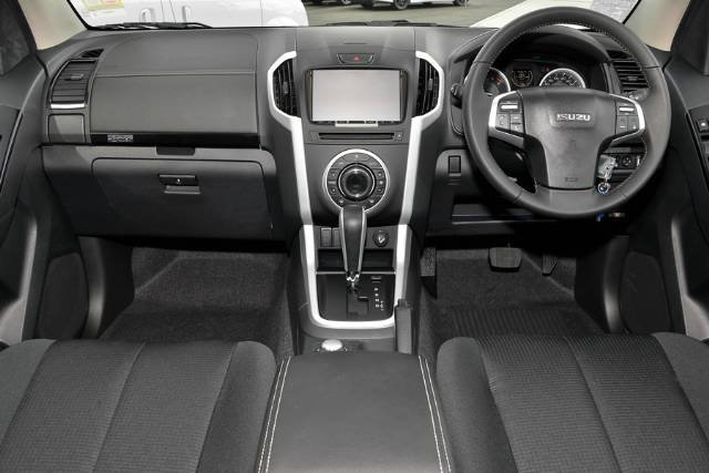 2018 Isuzu D-MAX LS-U MY18 4X4 Dual Range BLUE COBALT