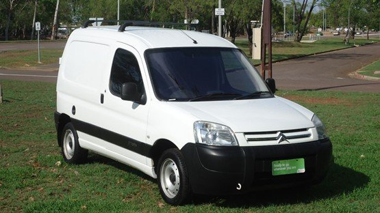 2009 CITROEN BERLINGO II