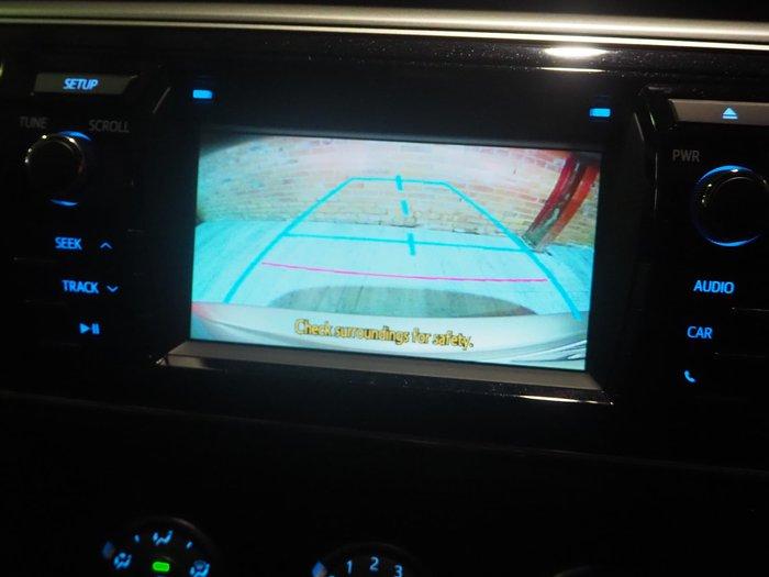 2015 Toyota Corolla Ascent ZRE172R Silver
