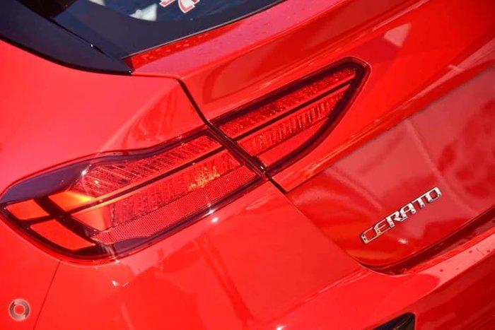 2020 Kia Cerato S BD MY20 Red