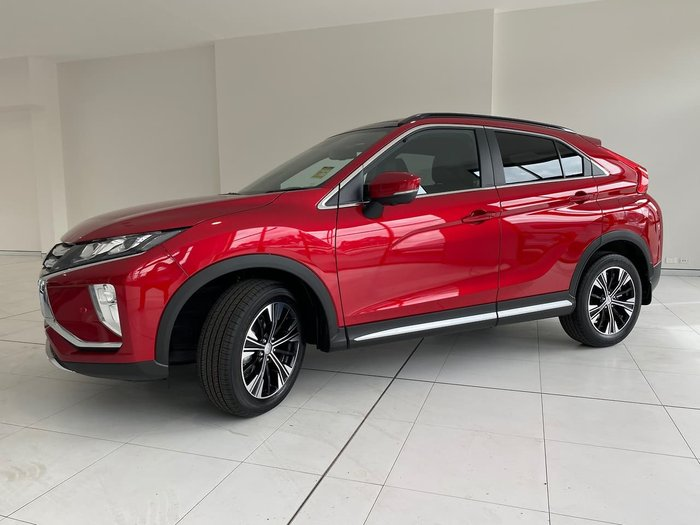 2020 Mitsubishi Eclipse Cross Exceed YA MY20 Red