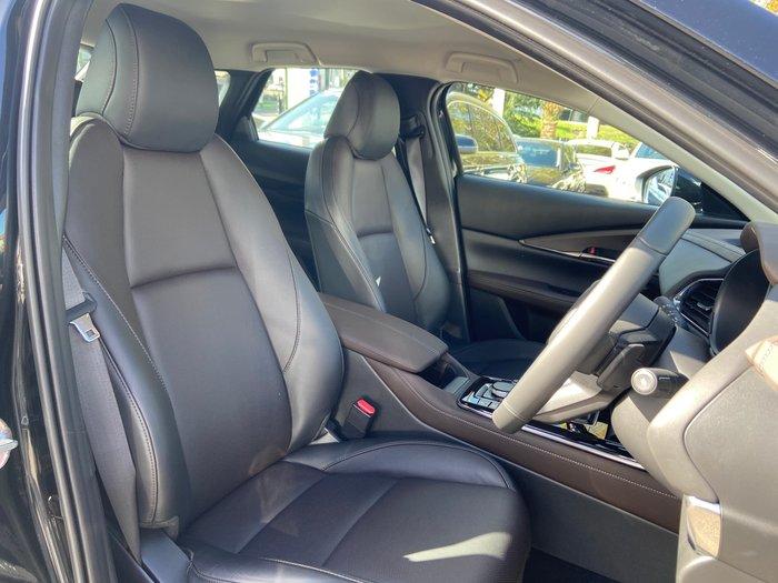 2020 Mazda CX-30 G20 Astina DM Series Black