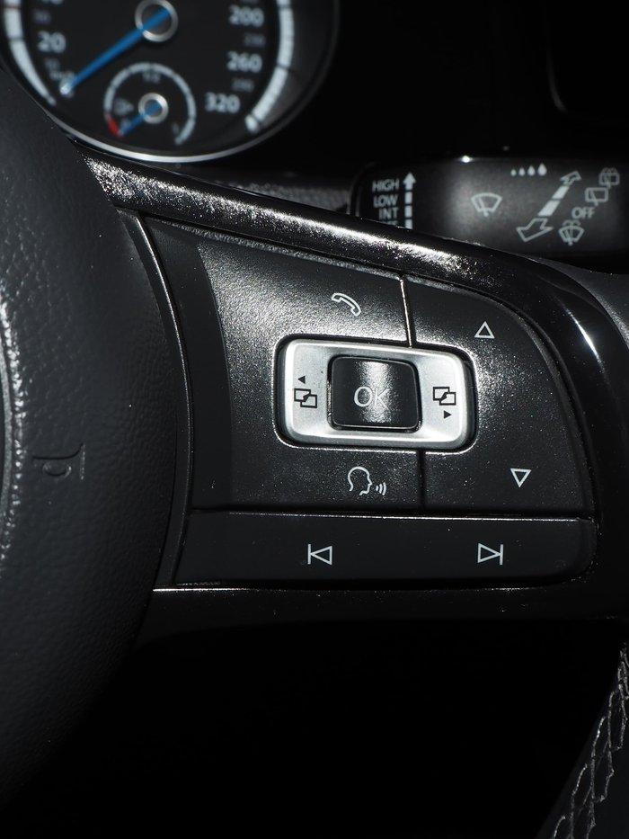 2015 Volkswagen Golf R 7 MY15 Four Wheel Drive Black