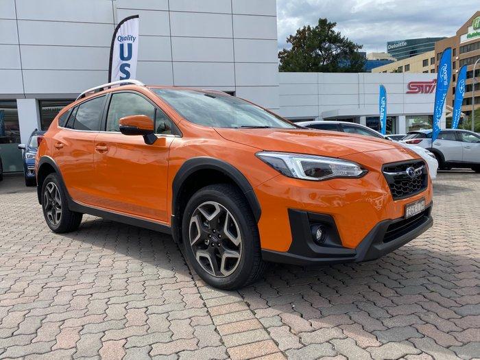 2019 Subaru XV 2.0i-S G5X MY20 Four Wheel Drive Orange