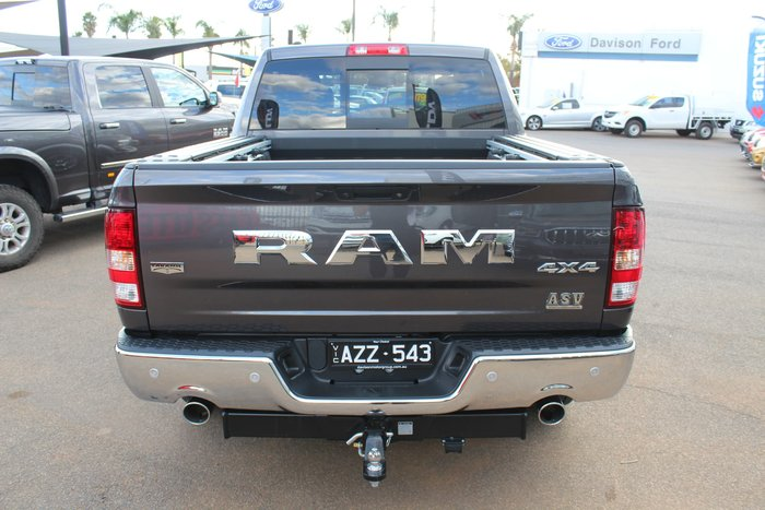 2018 RAM 1500 Laramie MY18 4X4 Dual Range Grey