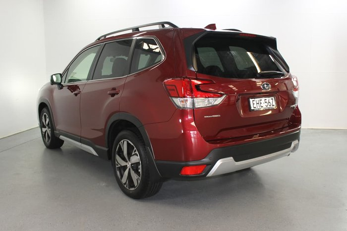 2019 Subaru Forester 2.5i-S S5 MY20 Four Wheel Drive Red