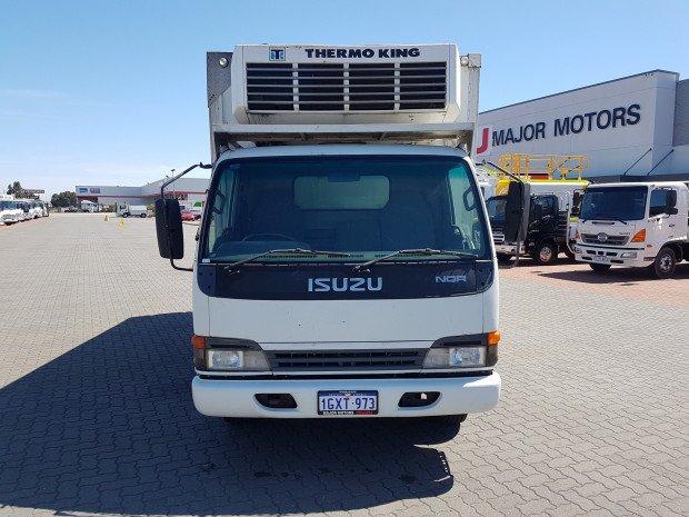 2004 Isuzu NQR450 4 Ton Freezer