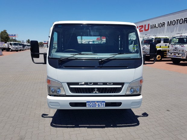 2010 Fuso FE85D Car License Crew Cab