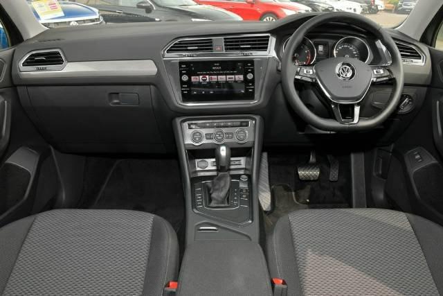 2020 Volkswagen Tiguan 110TSI Comfortline Allspace 5N MY20 PLATINUM GREY