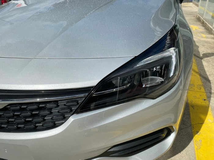 2020 Holden Astra R BK MY20 NITRATE