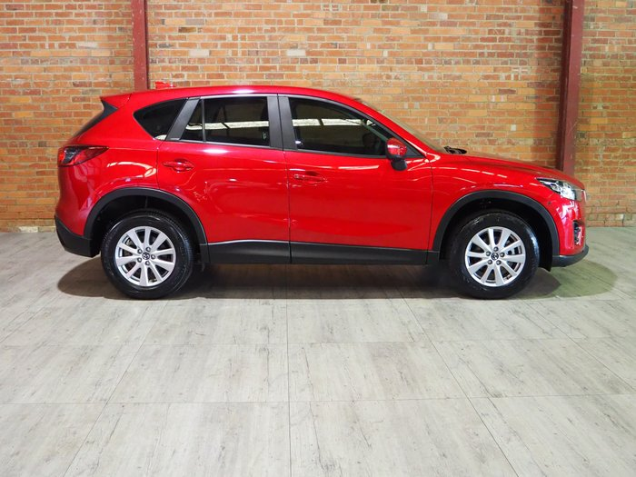 2016 Mazda CX-5 Maxx Sport KE Series 2 Red