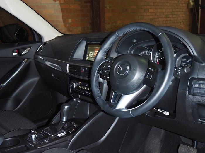 2016 Mazda CX-5 Maxx Sport KE Series 2 Red