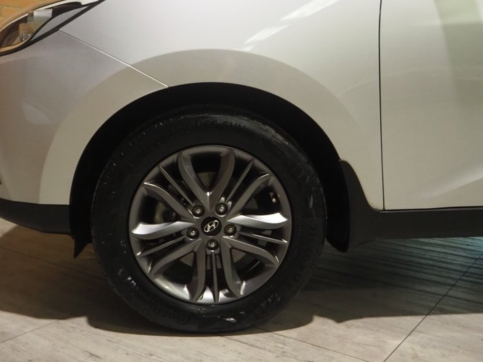 2013 Hyundai ix35 SE Series II Silver